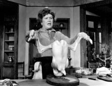 Julia Child Please credit Paul Child, courtesy of Alfred A. Knopf